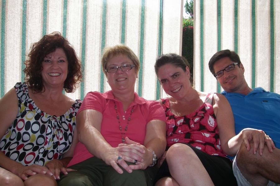 Laura, Jan, Liz, & Bryan